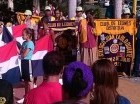 Caminata de Clubes de Leones en honor a Duarte.