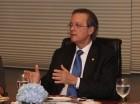 El presidente del Banco Popular Dominicano y presidente de su casa matriz, Grupo Popular, señor Manuel A. Grullón.