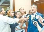 José Ramón Peralta dijo que hay tiempo para modificar la Constitución.