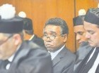 La audiencia se realiza en la Segunda Sala Penal de la Suprema Corte.