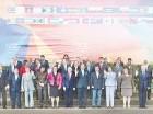 Los mandatarios de la CELAC en la foto oficial de la III Cumbre.