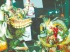 La temporada de carnaval inicia este domingo en Bonao, La Vega y Santiago.