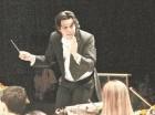 Durante el 2010, Santy Rodríguez realizó cursos de Dirección Orquestal en la Universidad de Massachusetts, Boston, EE. UU.