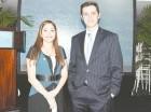 Marien Lamboglia y Diego Fernández.