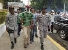 Presuntos cuatreros detenidos.