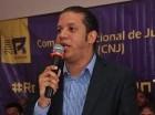 Elías Cornelio, coordinador general del Comando Nacional Reinaldo Pared Pérez.
